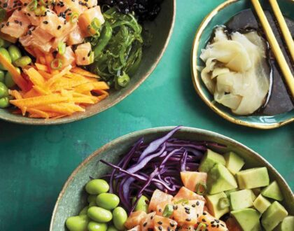 The History of Poke Bowl – Hawaii's Culinary Melting Pot