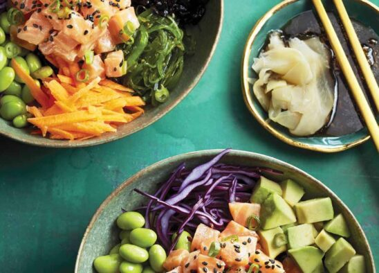 The History of Poke Bowl