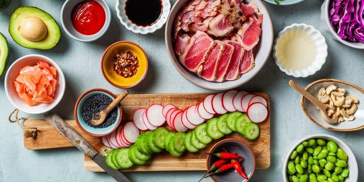 Five Poke Recipes to Try at Poke Restaurant