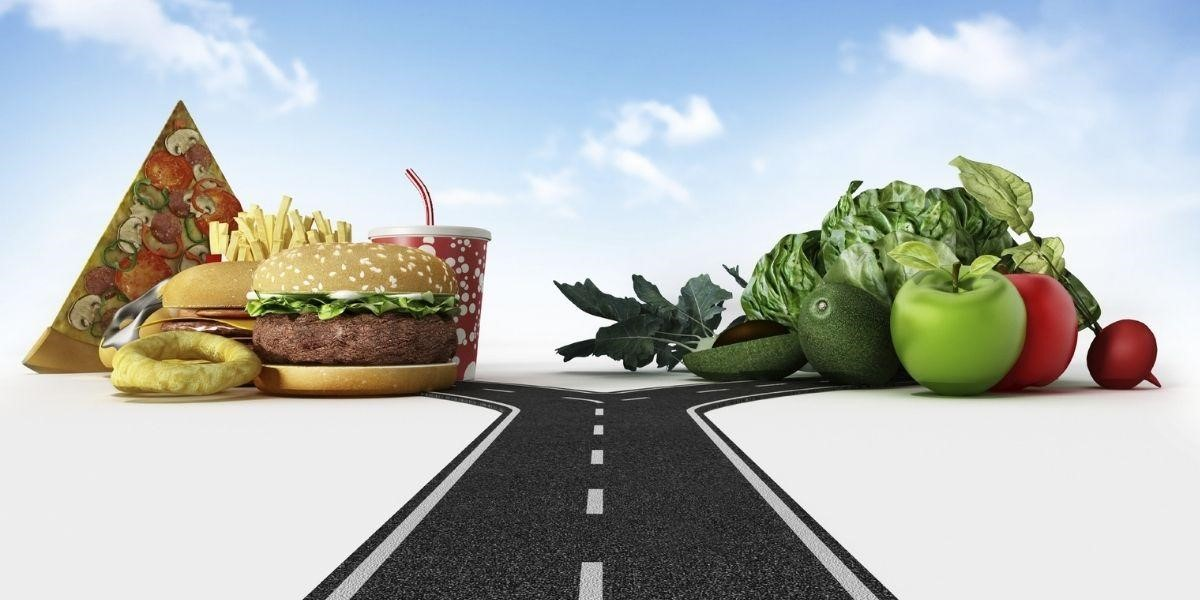 Bridging The Gap between Fast And Healthy Food